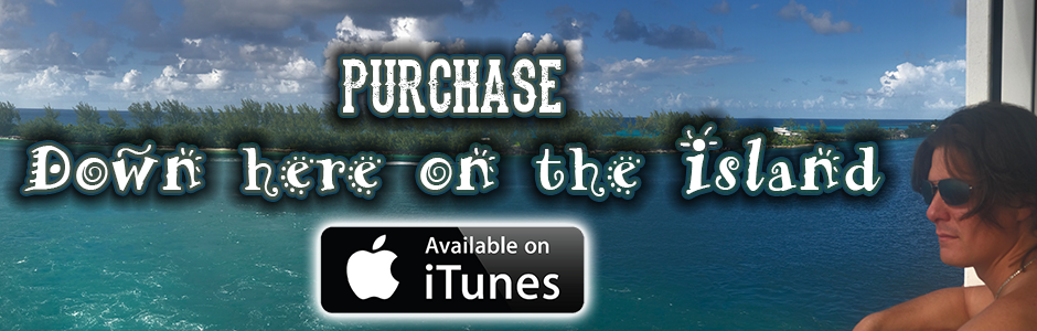 """Buy Eric\'s \""""Down Here on the Island\"""" Album On iTunes!"""